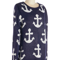 Captain Brunch Sweater | Mod Retro Vintage Sweaters | ModCloth.com