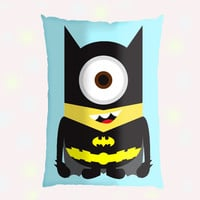 Batman Funny Character Super Hero Custom Pillow Case - Custom Pillow - One side ( Front Print )