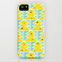 Festive - Trim A Tree iPhone & iPod Case by Heather Dutton