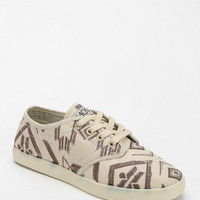 The People's Movement Marcos Drawn Geo Print Sneaker - Urban Outfitters