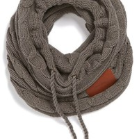 Bickley + Mitchell Cable Knit Acrylic Neck Gaiter | Nordstrom