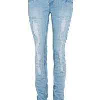 Fearne Cotton Blue Denim Jeans | Get The Look | Desire
