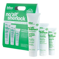 bliss® 'No Zit Sherlock' Complete Acne System ($47 Value) | Nordstrom