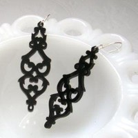 North Earrings by Isette on Etsy
