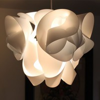 Large Pigna - Sculptural Light Shade from Kaigami Ltd | Made By Kaigami | £53.00 | BOUF