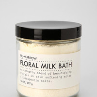 Fig + Yarrow Floral Milk Bath Soak - Urban Outfitters
