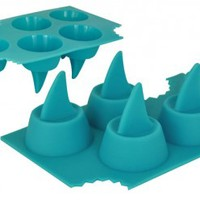 Shark Fin Ice Tray from Mustard | Made By Just Mustard | £6.98 | BOUF