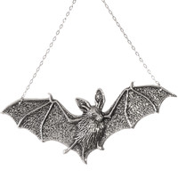 Nocturnal Bat Ornament