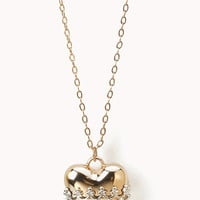 Regal Heart Necklace