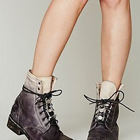 Lace In Coin Boot Jewelry