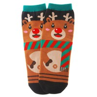 Cute Character Socks - Chirstmas Series