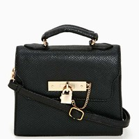 Under Lock & Key Satchel