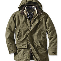 Water-Resistant Shooting Jacket / Sandanona Wax Cloth Jacket -- Orvis