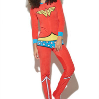 Wonder Woman Suit | Wet Seal