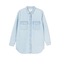 Blair denim shirt | Denim | Monki.com