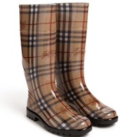 Burberry Tall Rain Boot | Nordstrom