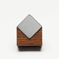 Morihata — Chikuno Cube House, Small Brown — THE LINE