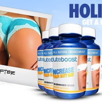 Butt Enhancement Pills | GluteBoost