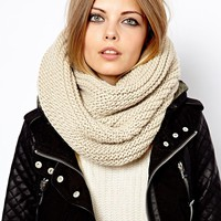 Pull&Bear Neck Warmer Links Scarf