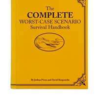 The Complete Worst Case Scenario Book