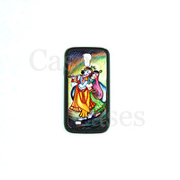 Krishna Samsung Galaxy S4 Case,Samsung Galaxy S4 case, Galaxy S4 Cover, Galaxy S4 Phone case