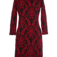 Damask Darkness Dress