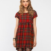 Iona Plaid Dress