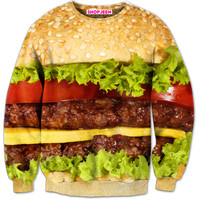 BURGER SWEATER - PREORDER