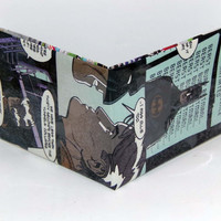 "Comic Book Wallet// Batman tells Arsenal ""I miss Ollie, too"""