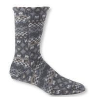 Adults' Bean's Fleece Socks: Socks | Free Shipping at L.L.Bean