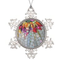 Starflower Ornament