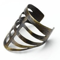 La Dama ? Spine Cage Cuff by Made Her Think