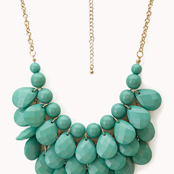 Chic Layered Bib Necklace