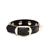 BALENCIAGA | Studded Leather Bracelet | Browns fashion & designer clothes & clothing