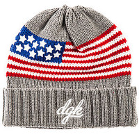 The Liberty Beanie in Ash Heather
