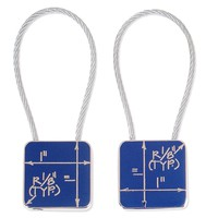blueprint keyring by constantin boym and Acme Studio - Pop! Gift Boutique