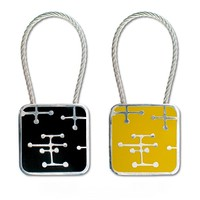 Dots keyring by Charles and Ray Eames and Acme Studio - Pop! Gift Boutique