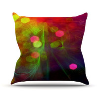 "Alison Coxon ""Dance"" Throw Pillow 