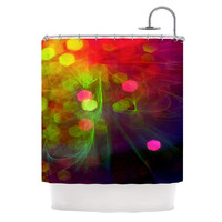 "Alison Coxon ""Dance"" Shower Curtain 