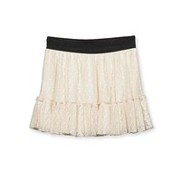 Joe Benbasset Junior's Lace Skirt