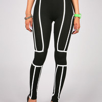 Virtual World Leggings