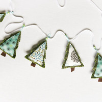 Christmas Garland, Holiday Party Decoration