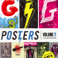 DKNG » Store » Gig Posters Book (Volume 2)