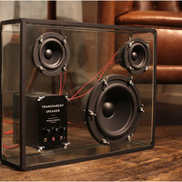 TRANSPARENT SPEAKER | BY PEOPLE PEOPLE