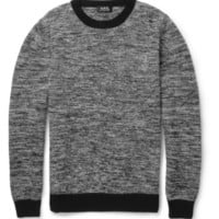 A.P.C. Crew Neck Merino Wool Sweater | MR PORTER