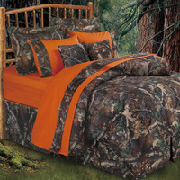 HiEnd Accents Oak Camo Bedding Collection