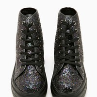 Shoe Cult Hubble Sneaker - Black