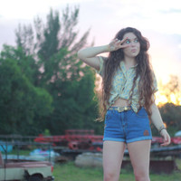 High Waisted Denim Shorts Vintage Jordache Brand Tumblr Hipster