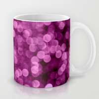 Purple Scrub  - JUSTART © Mug by JUSTART