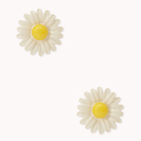 Darling Daisy Ceramic Studs